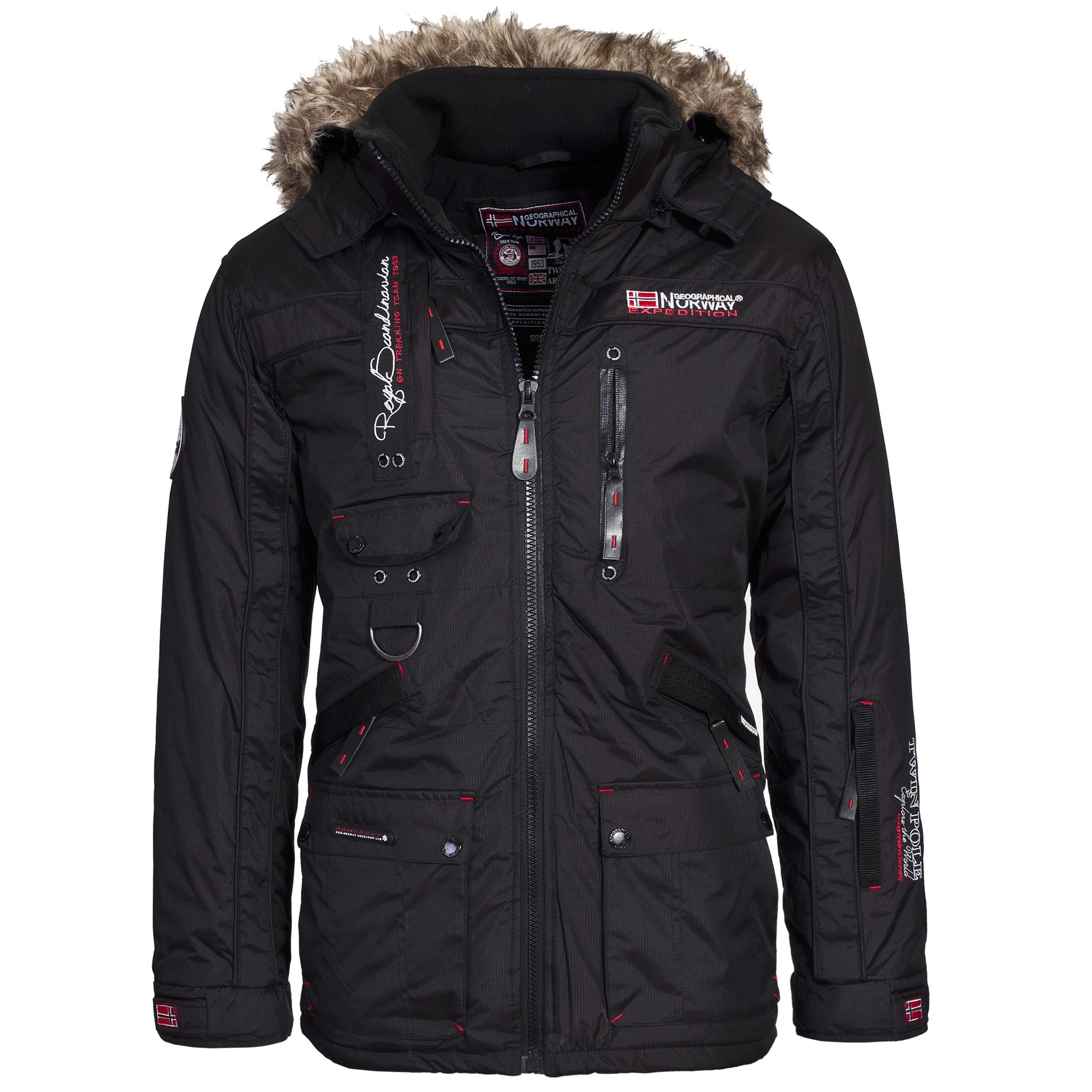geographical norway avoriaz herren winterjacke winter. Black Bedroom Furniture Sets. Home Design Ideas