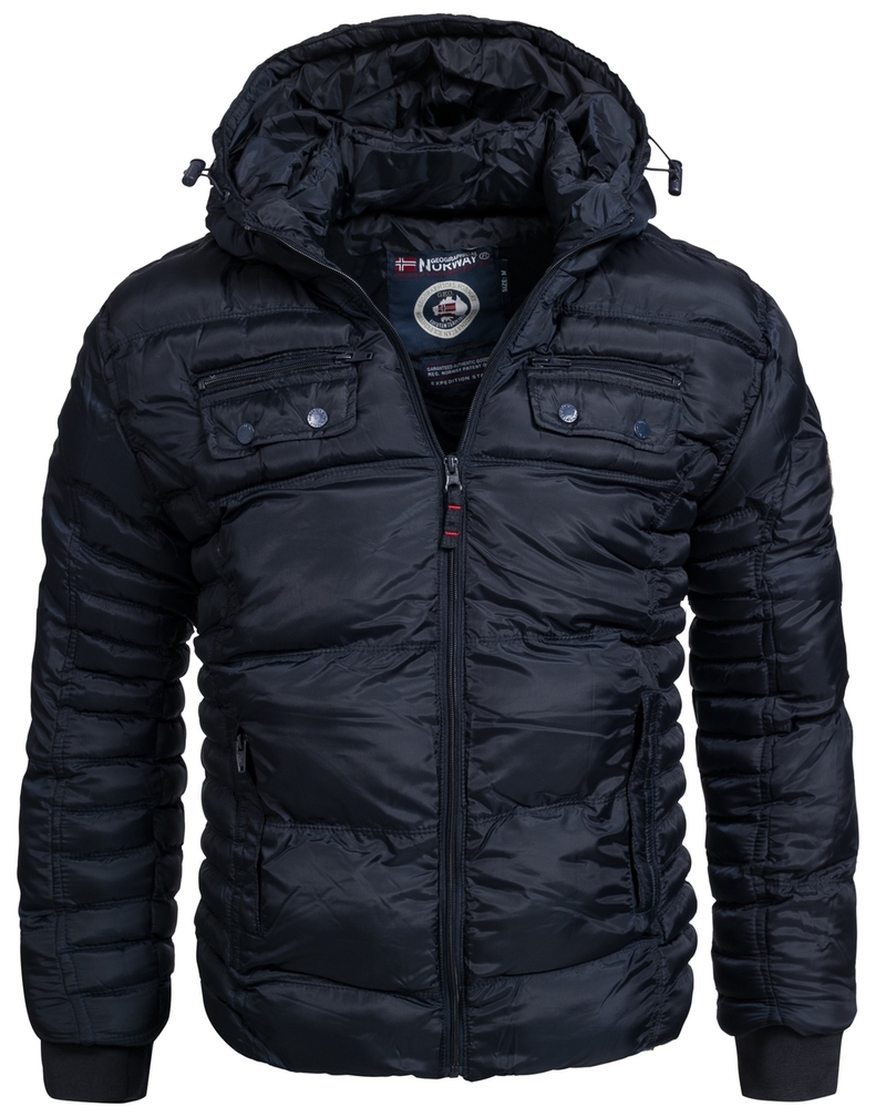 geographical norway buick herren winterjacke steppjacke. Black Bedroom Furniture Sets. Home Design Ideas