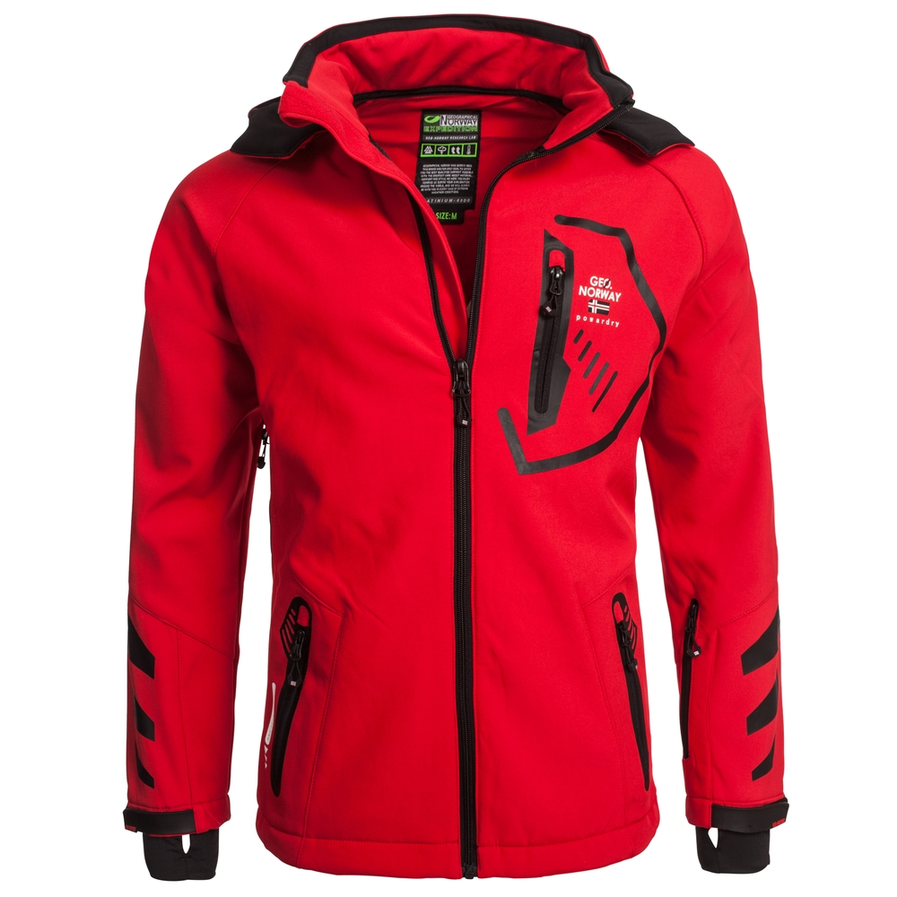 geographical norway jacke softshell softshelljacke terrible gr s m l xl xxl ebay. Black Bedroom Furniture Sets. Home Design Ideas