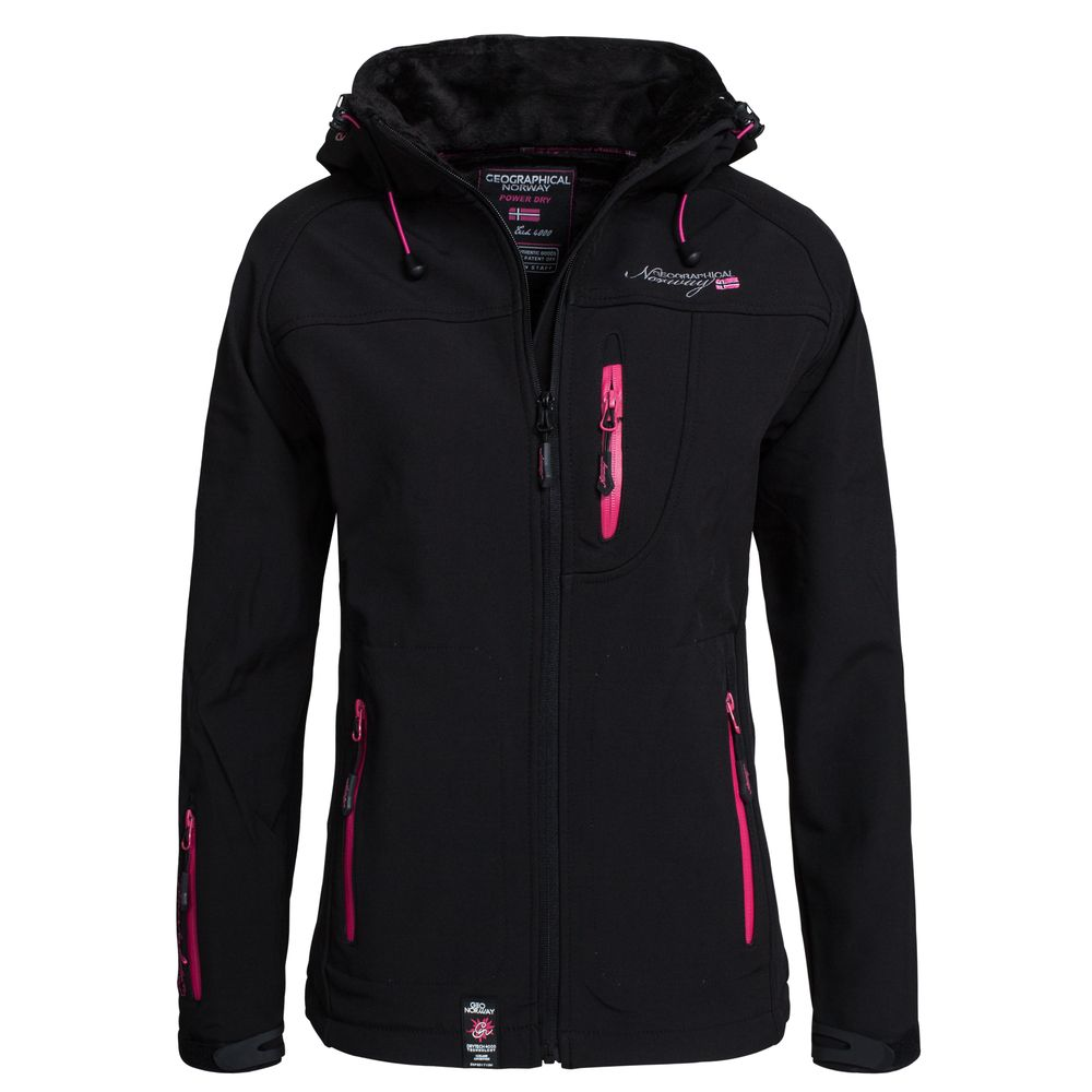 geographical norway damen jacke softshell softshelljacke. Black Bedroom Furniture Sets. Home Design Ideas