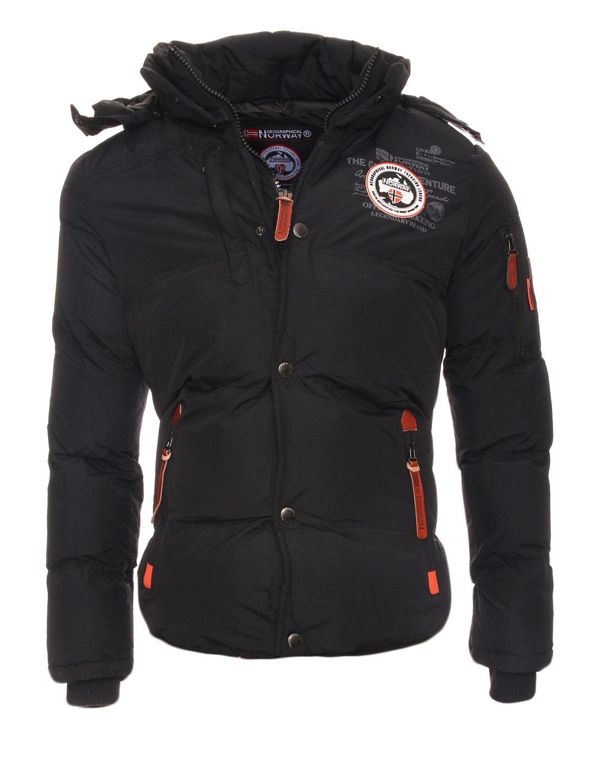 geographical norway herren winter bomber jacke venise warme jacke parka ebay. Black Bedroom Furniture Sets. Home Design Ideas