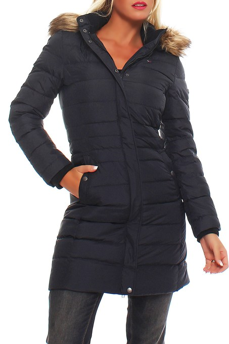 tommy hilfiger maria damen winter jacke down coat mantel. Black Bedroom Furniture Sets. Home Design Ideas