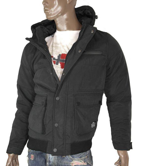 jack jones herren winterjacke cappa jacke jacket jkt gr. Black Bedroom Furniture Sets. Home Design Ideas