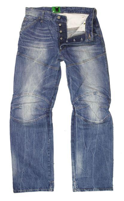 g star herren jeans 5620 3d loose fit thrive denim light aged neu hose. Black Bedroom Furniture Sets. Home Design Ideas