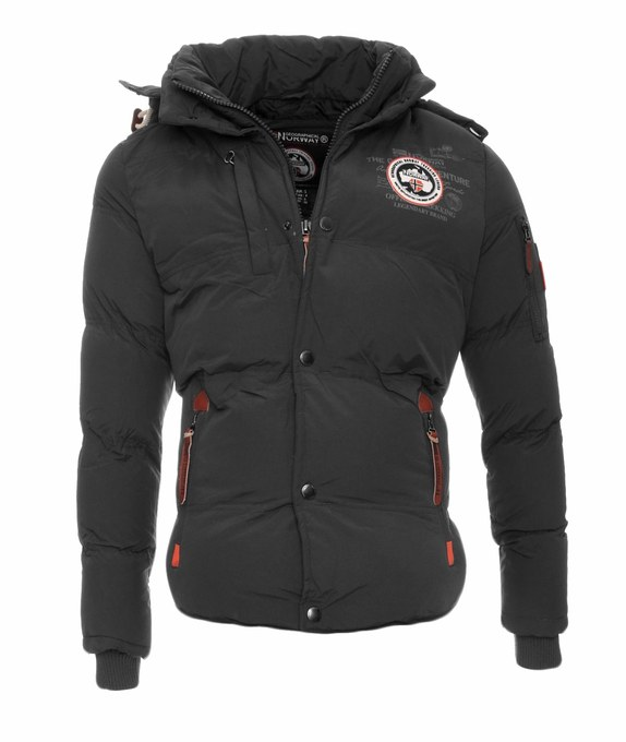 geographical norway herren winter bomber jacke venise parka. Black Bedroom Furniture Sets. Home Design Ideas