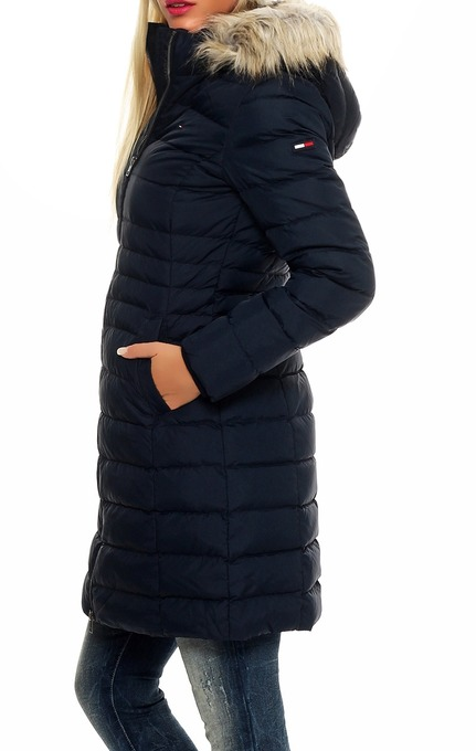 tommy hilfiger basic down damen winter coat daunenmantel. Black Bedroom Furniture Sets. Home Design Ideas