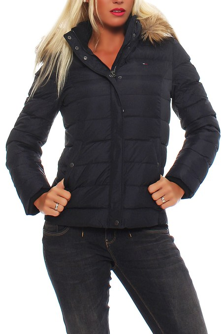 tommy hilfiger martina daunenjacke damen winter jacke down. Black Bedroom Furniture Sets. Home Design Ideas