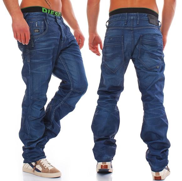 jack jones herren jeans boxy powel jj 851 neu hose blau. Black Bedroom Furniture Sets. Home Design Ideas