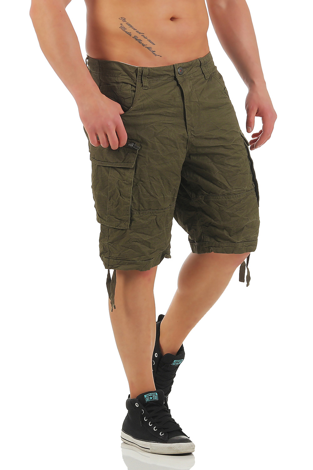 jack jones herren cargo shorts jjchop short bermuda hose. Black Bedroom Furniture Sets. Home Design Ideas