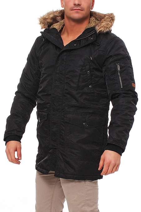 jack jones herren jacke union parka jacket jkt gr s m l xl xxl. Black Bedroom Furniture Sets. Home Design Ideas