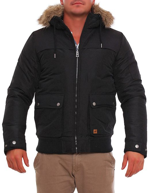 jack jones herren jacke zone bomber jacket jkt winter gr s m l xl. Black Bedroom Furniture Sets. Home Design Ideas
