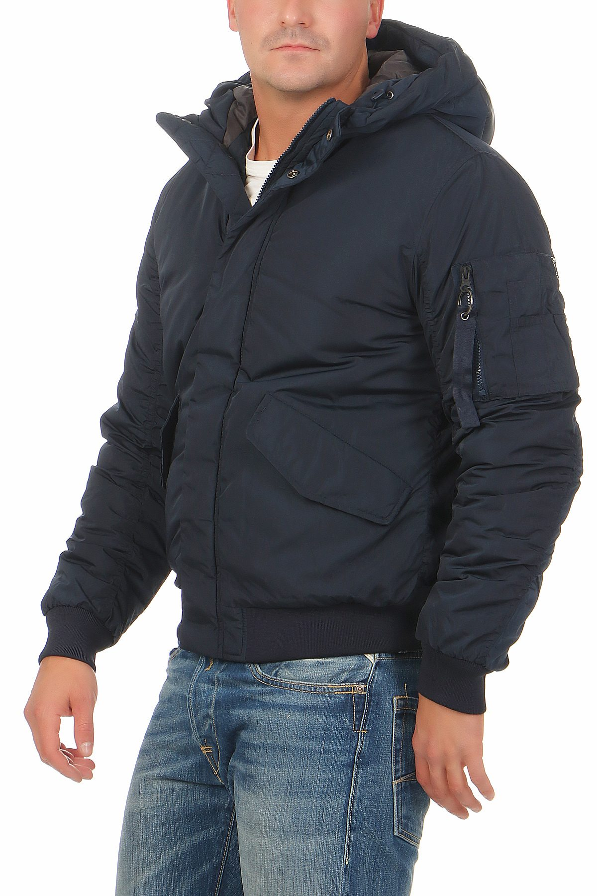 jack jones herren jacke jorryan bomber jacket jkt winterjacke ebay. Black Bedroom Furniture Sets. Home Design Ideas