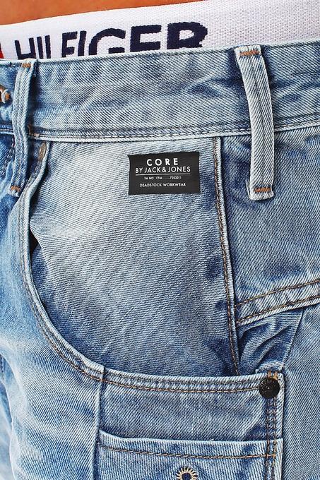 jack jones herren jeans stan osaka jj 860 neu anti fit hose blau. Black Bedroom Furniture Sets. Home Design Ideas