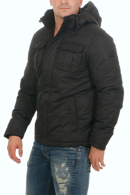 jack jones herren winterjacke jcowill jacke jacket s m l xl xxl ebay. Black Bedroom Furniture Sets. Home Design Ideas