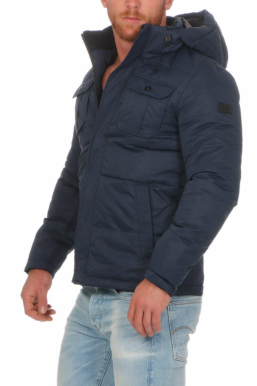 jack jones herren winterjacke jcowill jacke jacket s m l xl xxl ebay. Black Bedroom Furniture Sets. Home Design Ideas