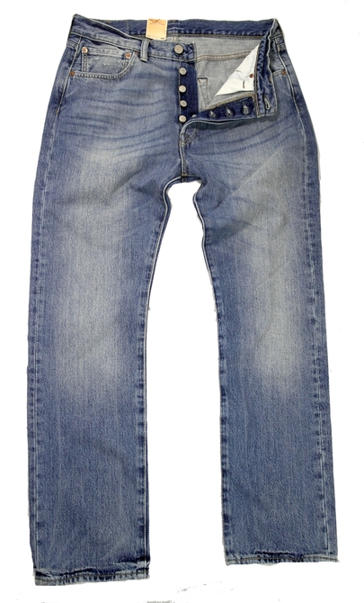 1456 W38 Jeans Hose 00501 501 Herren Levis Neu W30 j3AR5Lq4