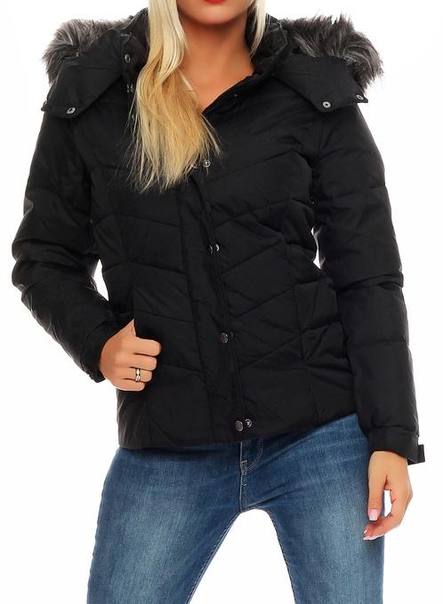 only damen winterjacke onlsierra down jacket winter jacke. Black Bedroom Furniture Sets. Home Design Ideas