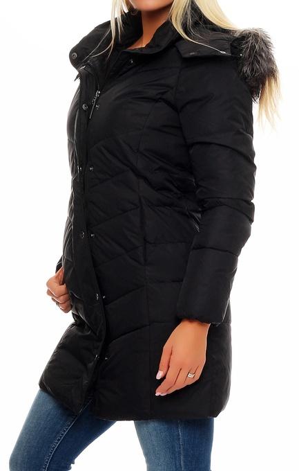 Only Damen Mantel Down Coat onlSIERRA Wintermantel Jacke Steppmantel
